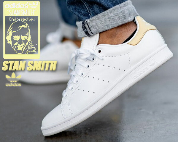 レディース靴, スニーカー adidas STAN SMITH FTWWHTFTWWHTEASYEL ef4335