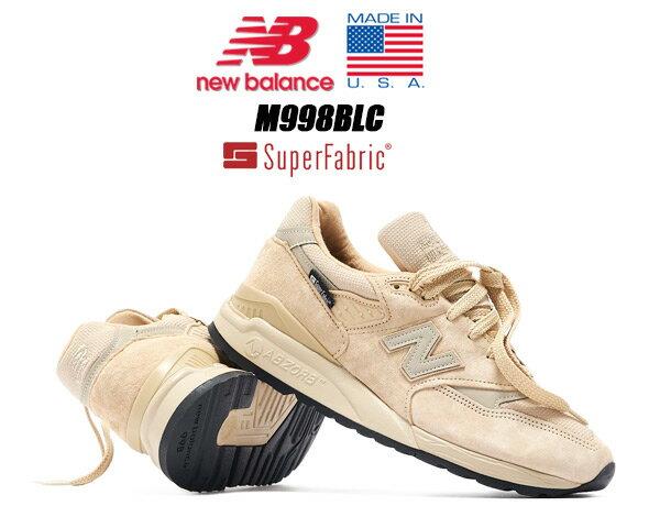 メンズ靴, スニーカー NEW BALANCE M998BLC MADE IN U.S.A. SuperFabric MILITARY PACK width D M998 NB 998 D