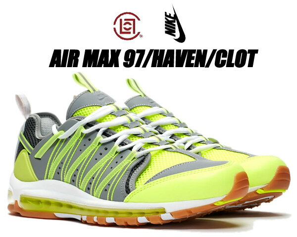 メンズ靴, スニーカー NIKE AIR MAX 97HAVENCLOT voltdark grey-pure platinum ao2134-700 97 Zoom Haven SP AM97