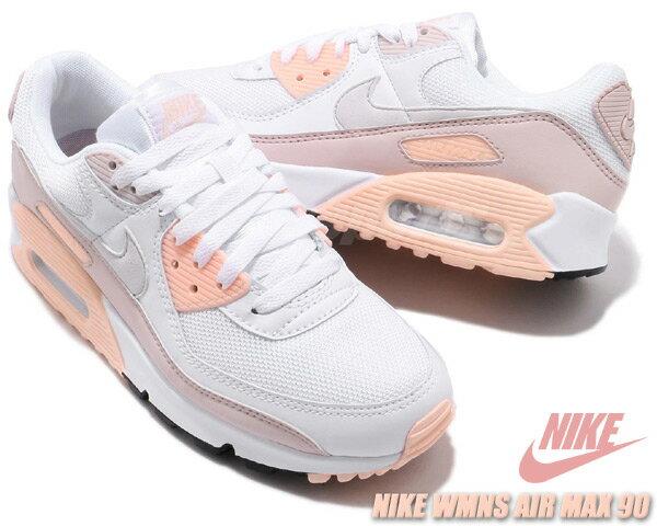 レディース靴, スニーカー NIKE WMNS AIR MAX 90 whiteplatinum tint ct1030-101 90 AM90