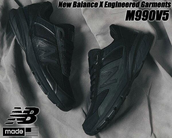 メンズ靴, スニーカー NEW BALANCE M990EGB5 MADE IN U.S.A. Engineered Garments M990 V5 NB 990 V4