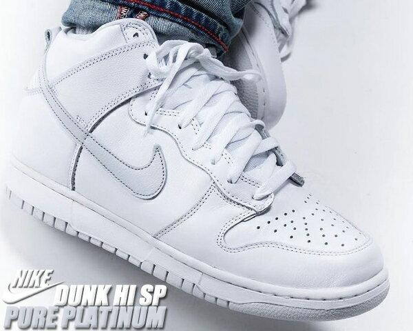 メンズ靴, スニーカー NIKE DUNK HI SP PURE PLATINUM whitepure platinum cz8149-101 SP