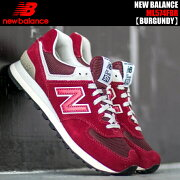 NEWBALANCEML574FBRBURGUNDY�ڥ˥塼�Х��574��