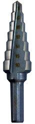 ステップビットST-2サイズ6・8・10・12・14・16・18mm板厚5mm