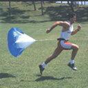 パラシュートを使って走力トレーニングに!スポーツシュート(L)【パラシュート走/筋力アップ/...