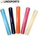 【送料無料】LINDSPORTS ストレッチングクッション【PRO】ロング98cm*カバー付直径15cm