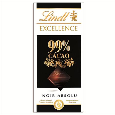 リンツLindtタブレットチョコレートエクセレンス99%カカオ 板チョコレートチョコギフトかわいいおしゃれお菓子職場リンツチョコ