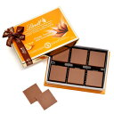 リンツ Lindt チョコレート スイスシン ミルクオレンジ...