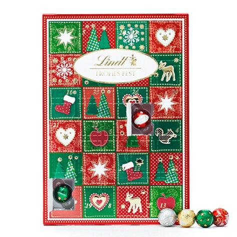 「リンツ」 チョコレート アドベントカレンダー メリークリスマス2019