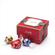 チョコレート バレンタイン クラシック ボックス プチギフト リンドール 詰め合わせ おしゃれ ブランド ばらまき