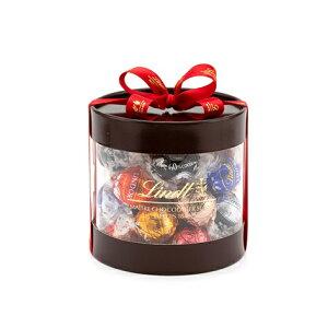 リンツ Lindt チョコレート リンドール 6種類27個入 ギフトボックス |リンツチョコ リンツチョコレート お菓子 チョコ ギフト 誕生日 プチギフト かわいい ホワイトデー バレンタイン お返し 個包装 会社 職場 ご褒美