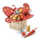 リンツ Lindt チョコレート クリスマス ミニシェアリングギフトボックス