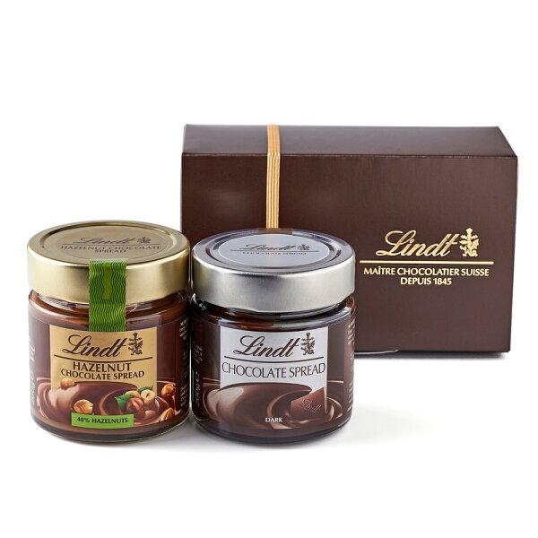 リンツチョコレートスプレッドギフトボックス リンツチョコリンツチョコレートお菓子チョコギフト誕生日プチギフトかわいいホワイトデー