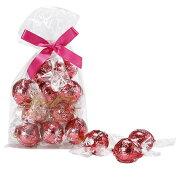 チョコレート リンドール ストロベリー クリーム プチギフト おしゃれ ブランド ばらまき ホワイト スイーツ プレゼント