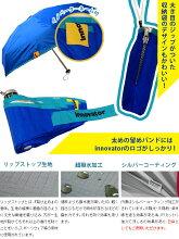 【18622-26】innovatorイノベーター5段階骨晴雨兼用折りたたみ傘50cmアンブレラユニセックス男女共用