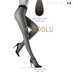 OROBLU/オロブルエレガントなセミマット美肌をメイクする!定番30デニールのシアータイツ