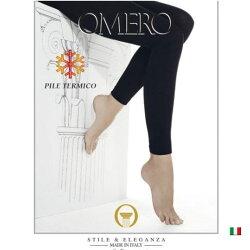 OMERO【オメロ】THERMO(サーモ)300LEGGINGSフリース300デニール極厚極暖レギンス