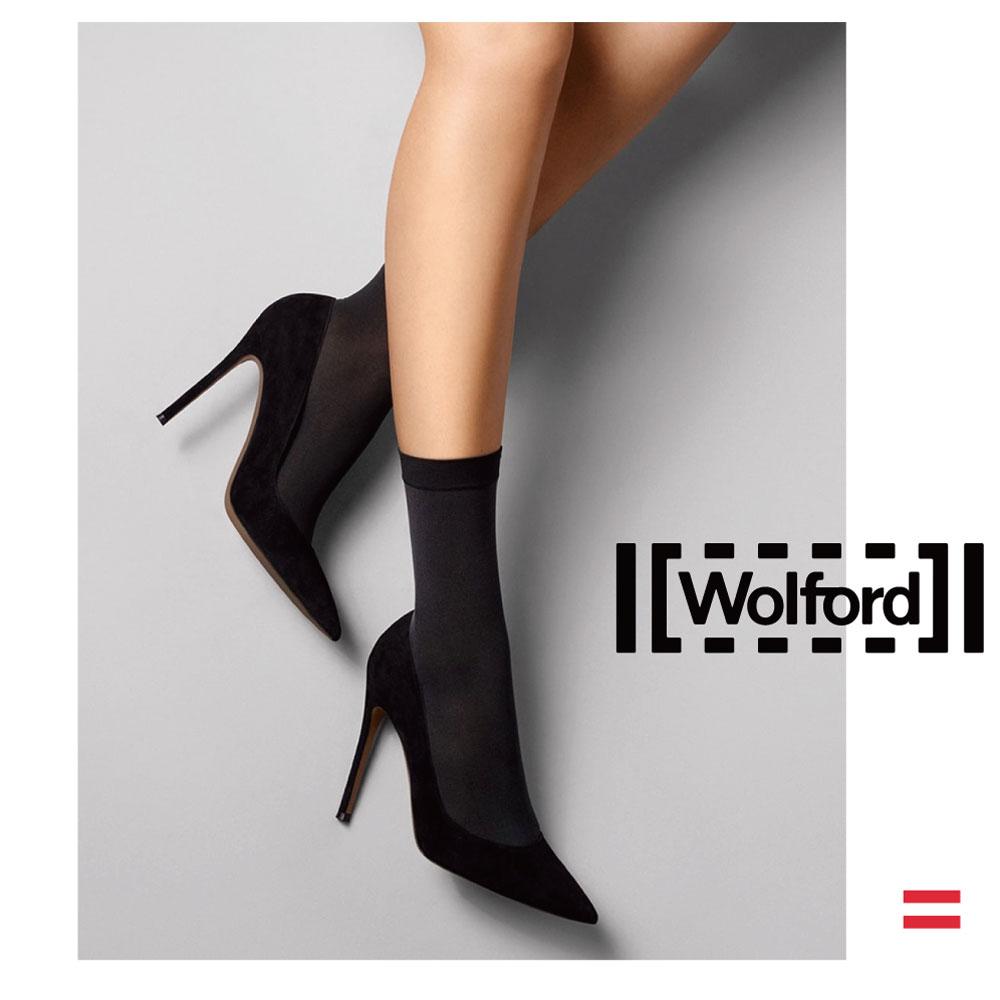 靴下・レッグウェア, 靴下 WolfordSATIN OPAQUE NATURE SOCKS 2WAY