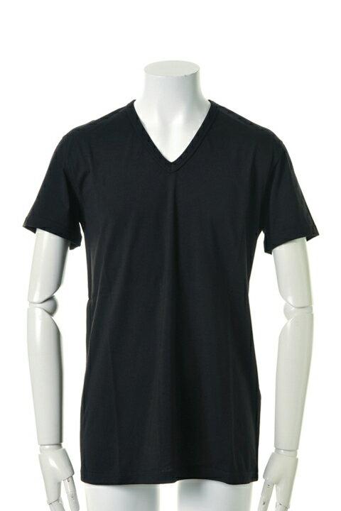 トップス, Tシャツ・カットソー ANN DEMEULEMEESTER TOP SERA PHIN BLACK2101332010-013(132-3854 220)-ACA