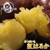 茨城県産さつまいも紅はるかS,Mサイズ5kg送料無料