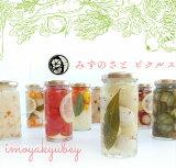 みずのさとピクルス pickles 酢漬け 漬物 おつまみセット 贈答用 お歳暮