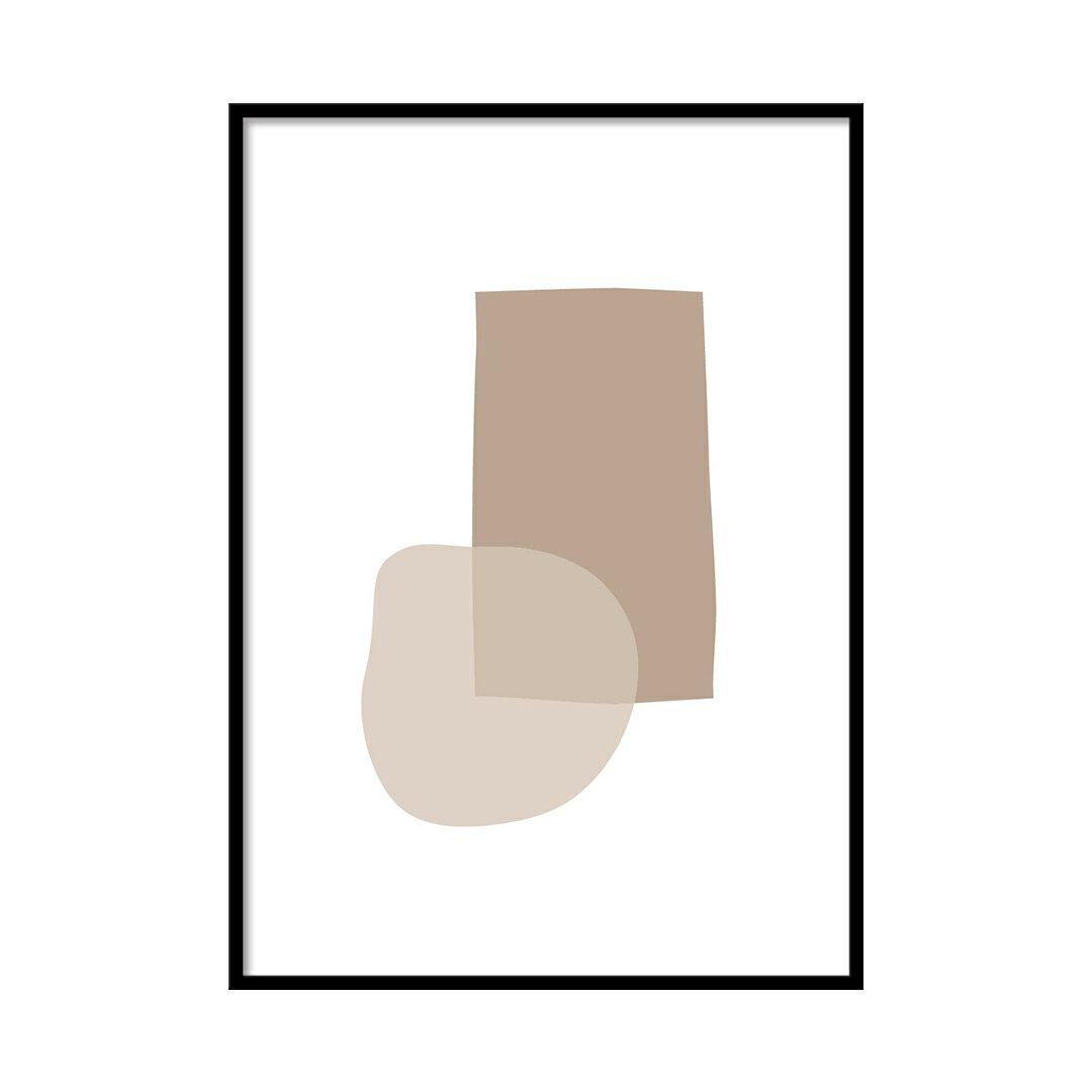 【モダン】北欧モダン アートポスター【A4】A0059【北欧】LINSL(リンスル)