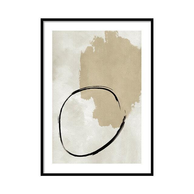 【モダン】北欧モダン アートポスター【A2】A0064【北欧】LINSL(リンスル)
