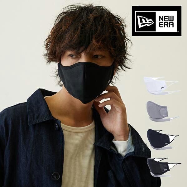 衛生マスク・フェイスシールド, 大人用マスク  NEW ERA newera mask NEW ERA FACE COVERING MASK