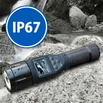 [採取防水手提燈] (方便光 led 防水防塵 led 的手電筒筒緊湊型相機攝影照明錄音功能 usb 埠暗光手電筒筒移動手電筒筒可充電燈 led 的安全攝像機特色樂天)