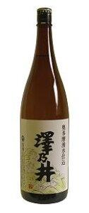 小澤酒造「澤乃井 奥多摩湧水仕込」1800ml