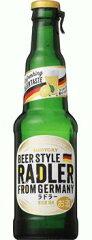 """ビールをこよなく愛するドイツ人の間で伝統的に親しまれている""""ラドラー""""【3月24日新発売】サ..."""