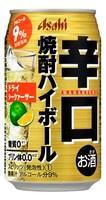 <2014年5月13日新発売>アサヒ辛口焼酎ハイボール350ml×24本【ご注文は3ケースまで同梱可能です】