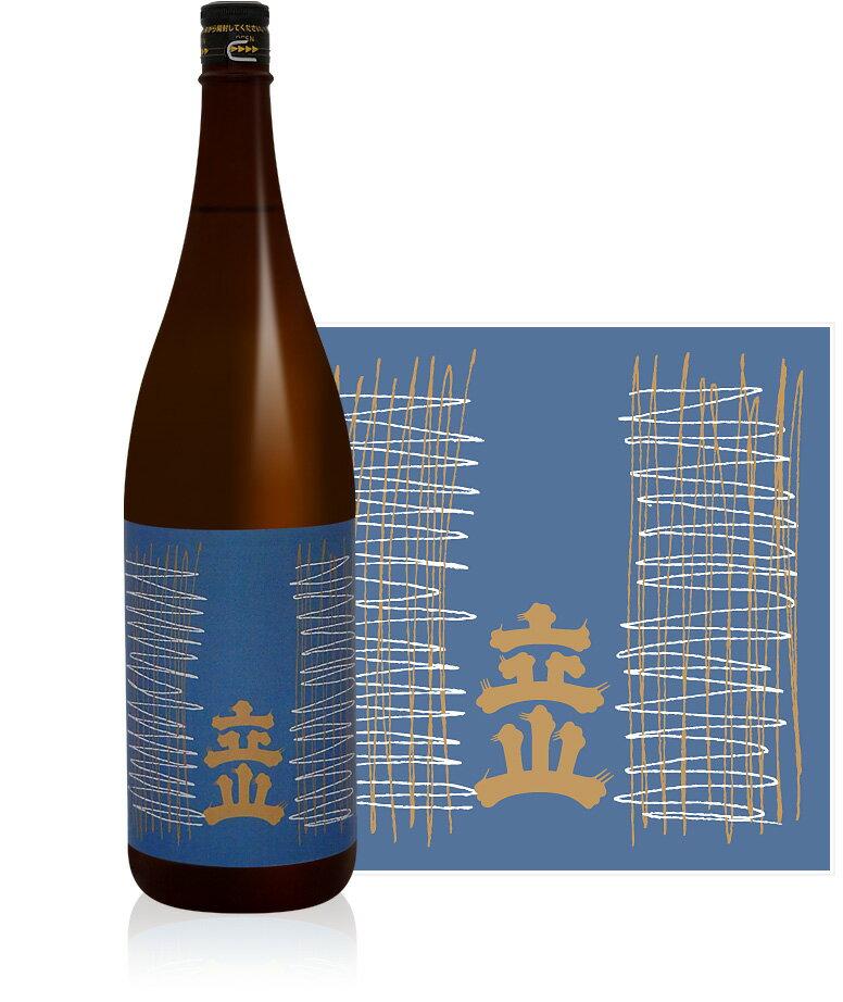 【あす楽】【送料無料】【富山の地酒】立山 特別本醸造 1.8L瓶(1800ml)6本【北海道・沖縄県・東北・四国・九州地方は必ず送料が掛かります。】