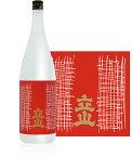 【富山の地酒】立山 吟醸酒 1.8L 瓶 1本【ご注文は1ケース(6本)まで同梱可能です】