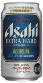 【期間限定】アサヒ スーパードライ エクストラハード  350ml×24本【ご注文は3ケースまで1個口配送可能です。】