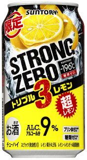 ストロングゼロトリプルレモン
