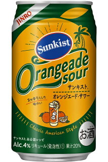 JINROサンキストオレンジエード・サワーとは?