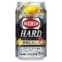 アサヒ ウィルキンソン ハード 無糖レモン 350ml×24本 【ご注文は2ケースまで1個口配送可能です】
