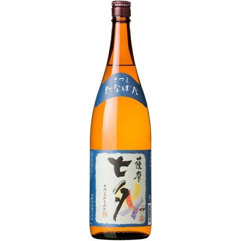 田崎酒造 薩摩七夕 芋 25度 1.8L 1本【ご注文は1ケース(6本)まで同梱可能】