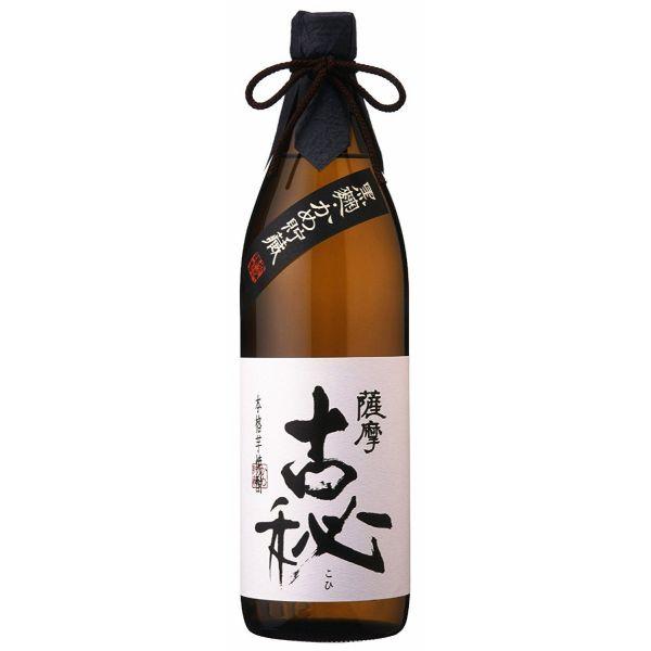 雲海酒造 芋焼酎 薩摩古秘 25度 900ml 1本【ご注文は12本まで1個口配送可能】