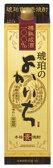 宝酒造 琥珀のよかいち 麦 25度 1.8L<紙パック>1本【ご注文は2ケース(12本)まで同梱可能です】