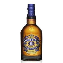 シーバスリーガル 18年 ウイスキー スコットランド ブレンデッド スコッチ スコッチウイスキー 40度 700ml 正規品 箱なし