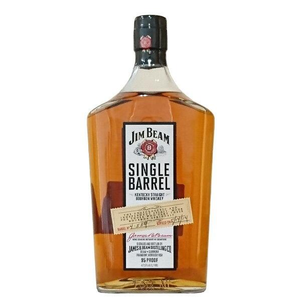 ジムビームシングルバレル47.5度750ml 並行輸入品  洋酒バーボンアメリカケンタッキーウイスキー