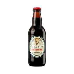 ビール ギネス エクストラスタウト 330ml瓶 1ケース(24本入り)