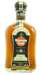 Havana Club 15year