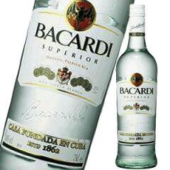バカルディ ホワイト(スペリオール) 700ml 正規品
