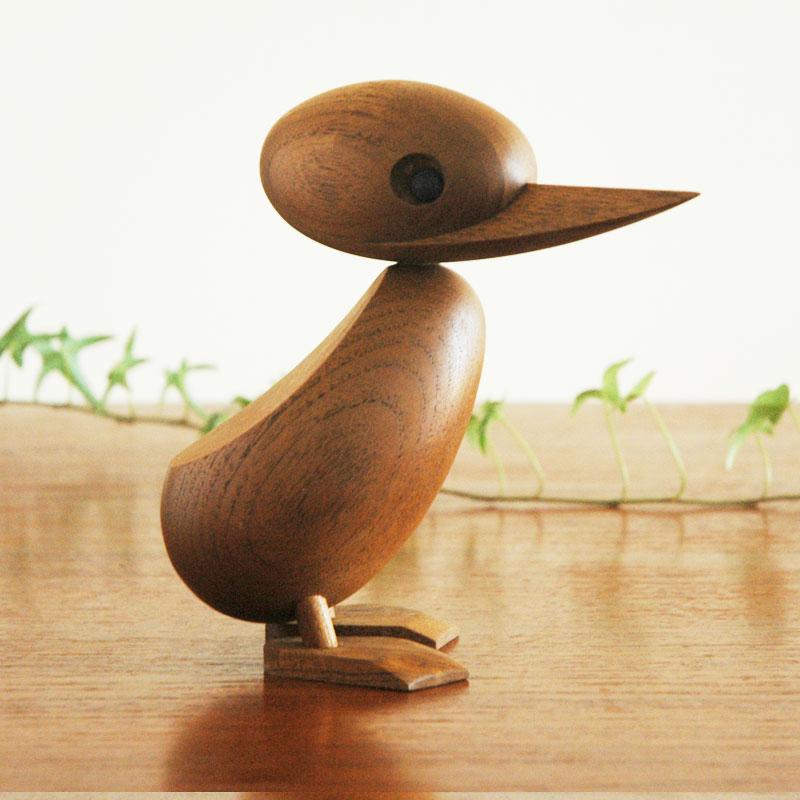 Architectmade(アーキテクトメイド)Duck (ダック)デンマーク Hans Bolling(ハンス・ブリング)北欧オブジェ置物【HLS_DU】【RCP】