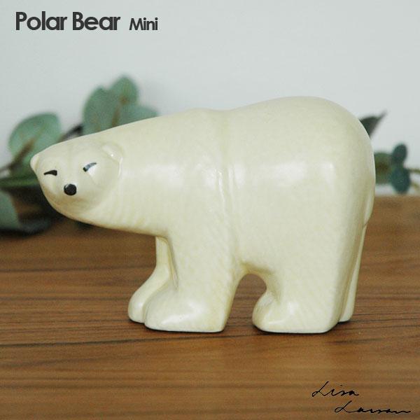 インテリア小物・置物, 置物 Lisa Larson()Polar Bear(LILLSKANSENHLSDURCP