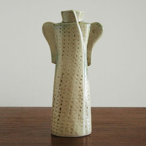 Lisa Larsonリサラーソン/Wardrobe Vases Coat(ワードローブ・コート)ベージュ・フラワーベース/北欧オブジェ/リサ・ラーション,リサ・ラーソン置物・花瓶【HLS_DU】【RCP】