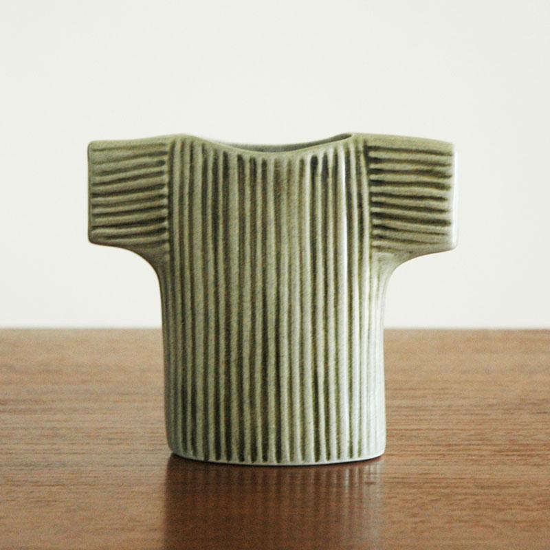 Lisa Larsonリサラーソン Wardrobe Vases Sweater(ワードローブ・セーター)フラワーベース 北欧オブジェ 置物 花瓶【HLS_DU】【RCP】